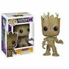 Guardians Of The Galaxy Groot Pop Wackelkopf Figur Funko Sammelfigur