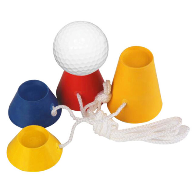 4 IN1 Golf Rubber Tees Winter Tee Set 33mm Golf Training Kit Enthusiasm Pro M9W2
