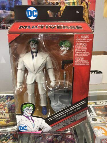 DKR Joker DC Multiverse 6 In Wave 5 2017 New Figure King Shark BAF