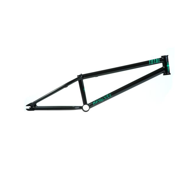 Total BMX HANGOVER H3 20.6 Ed noir ALEX COLEBORN BMX Cadre 20.6  BMX