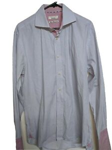 Ted-Baker-Endurance-Mens-button-up-shirt-size-16-Large-L