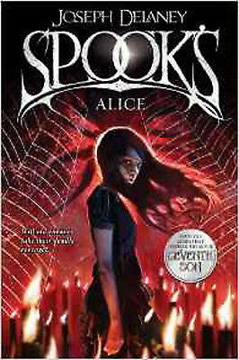 Spook's: Alice: Book 12 (The Wardstone Chronicles), New, Delaney, Joseph Book