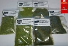 Static Grass for Model Railway - Multipack x 6 Packets Architecture Scenery