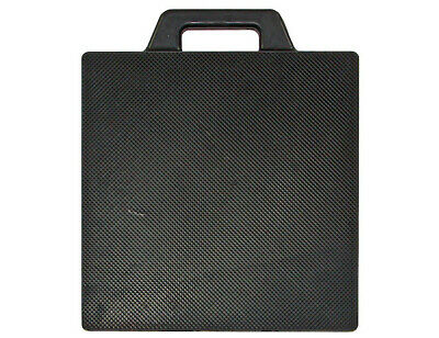 BUYERS PRODUCTS OUTRIGGER PAD,POLYETHYLENE,24X24X1in OP24X24P