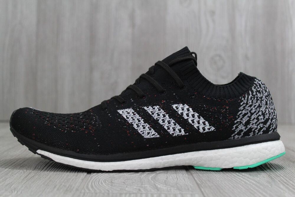 32 Adidas Adizero Prime LTD Boost Primeknit fonctionnement chaussures homme SZ 8.5- 12 CP8922