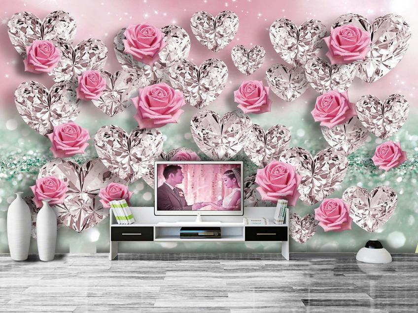 3D Kristall Und Rosa 85 Tapete Wandgemälde Tapete Tapeten Bild Bild Bild Familie DE Summer   Reichlich Und Pünktliche Lieferung    Shop     fc5cc8