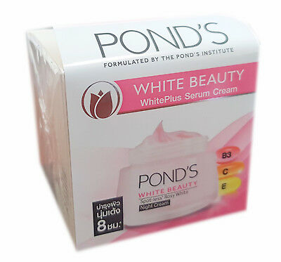 Pond's Ponds White Beauty Brightening Lightening Bleaching ...