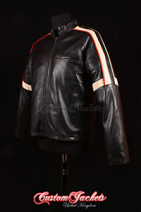 Men-039-s-WAR-OF-THE-WORLDS-Black-Real-Lambskin-Leather-Hollywood-Hero-Jacket