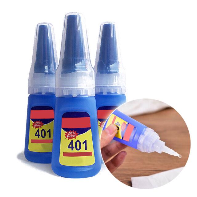 401 Multi-Purpose Super Glue  Instant Adhesive 20g Bottle Free Shipping A+++ CA