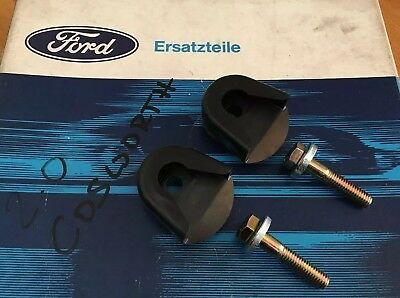 FORD SIERRA RS COSWORTH Sapphire PARAURTI ANTERIORE Clip Set