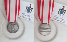Medaglia missione Albania C.R.I. di IIclasse