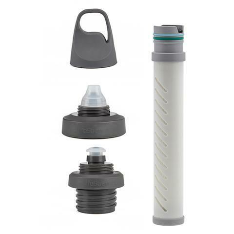 Universal // Steel // Mission 12L Free Shipping Lifestraw Portable Water Filter