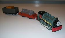 Thomas Train TRACKMASTER Motorized PORTER with cars US Seller!!