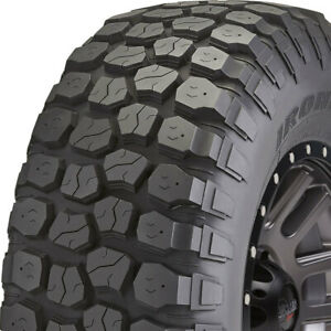 31X10.50R15 C 6 ply Ironman All Country MT Mud Terrain 31X1050 15 Tires Qty4 M/T