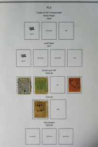 Fiji-Clean-1800s-to-1980s-Stamp-Collection-in-Specialized-Album