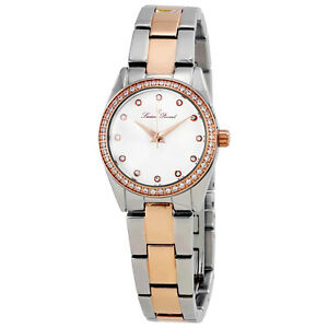 Lucien-Piccard-LaBelle-White-Crystal-Dial-Ladies-Watch-40023-SR-22