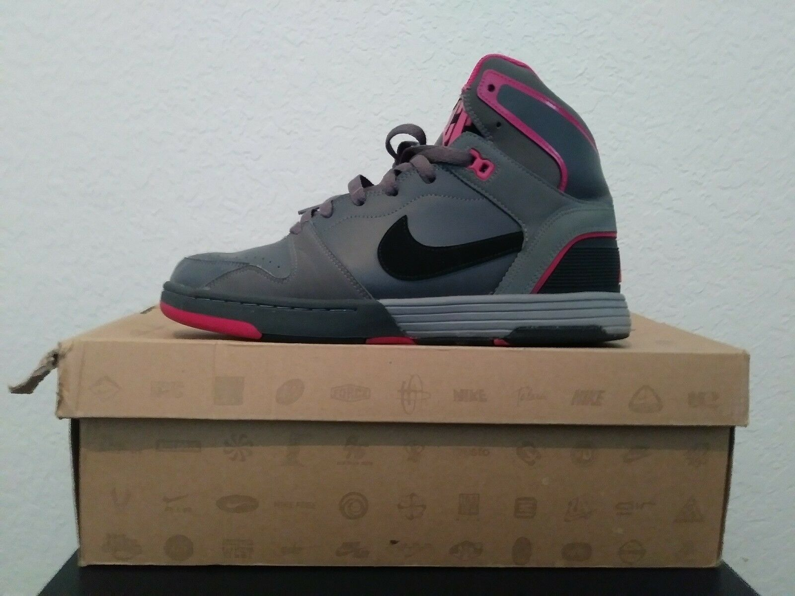 Brand discount Nike mach force Mid - Comfortable