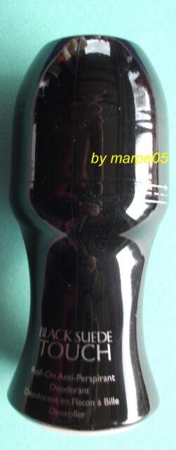 (4,20€/100ml) AVON Black Suede Touch Deoroller 50ml