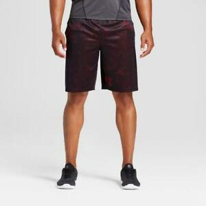 C9 Champion Men's Circuit Core Shorts - Carmine Red - Size Small