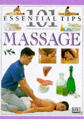 """""""AS NEW"""" Massage (101 Essential Tips), Lacroix, Nitya, Book"""