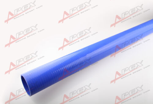 15MM Straight Silicone Coolant Hose 1M Meter Length Intercooler Blue