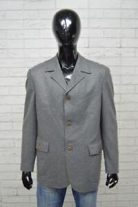 Grigio 52 Uomo Blazer Taglia Elastico Guess Jacket Size Giacca Collection Man zUXnn