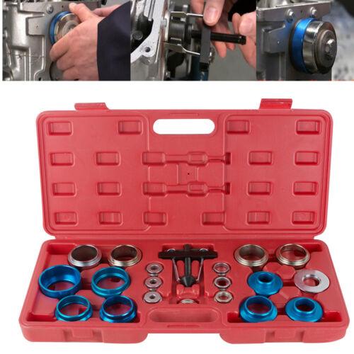 Auto Camshaft Bearing Remover Installer Installation Tool Kit Crank Seal Removal