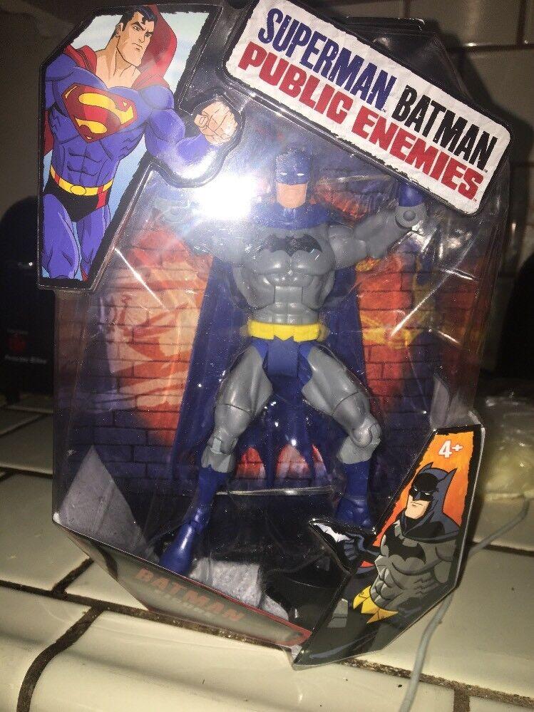 batman  public enemies - klassiker dcu abbildung neue blaue chase abbildung