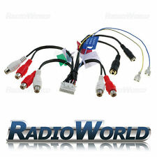 Pioneer RCA Pre Out Phono Cable Lead Wiring Harness AVIC-X1, AVIC-X1BT, AVIC-X3
