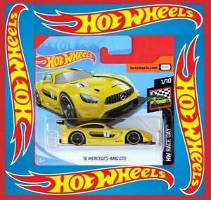 Hot-Wheels-2019-039-16-Mercedes-AMG-gt3-74-250-neu-amp-ovp
