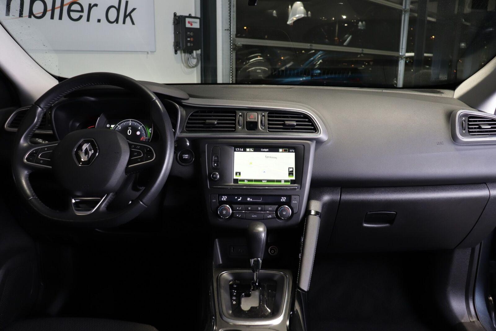 Renault Kadjar dCi 110 Zen EDC