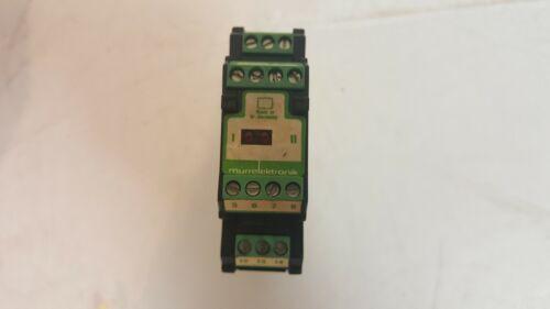 RM 21//24 DC MURR Elektronik // Murrelektronik 24VDC 51500 Used Relay Module