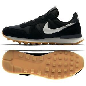 united states closer at big sale Details about Nike WMNS Internationalist 828407-021  Black/White/Anthracite/Sail Women's Shoes