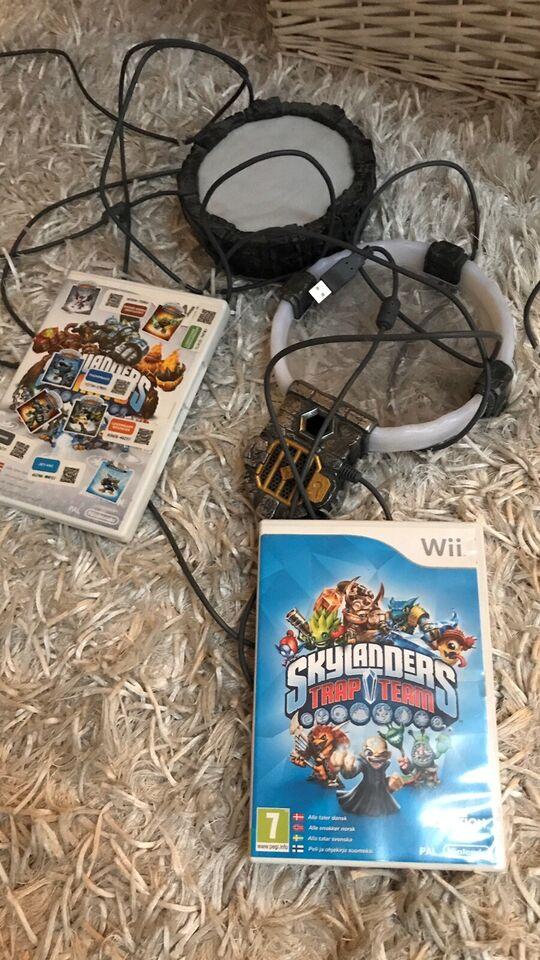 Skylanders, Wii