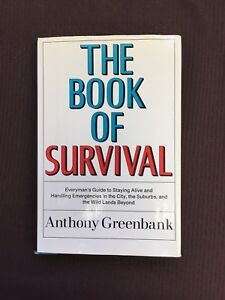 The-Book-Of-Survival-by-Anthony-Greenbank-1968-HCDJ