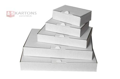 Lettera Maxi-Scatola spedizione standard l:160x b:110x h:50 Bianco Quantità Selezionabile as60003