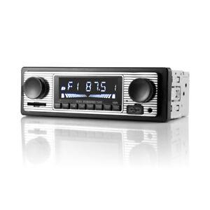 1-Din-Bluetooth-Car-Auto-Stereo-Audio-Radio-MP3-FM-Player-In-Dash-AUX-USB-DC-12V