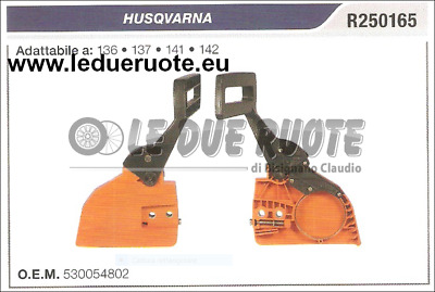 Chain Brake Handle Spare Parts Cover Assy Fit For HUSQVARNA 137 142 Chainsaw 141