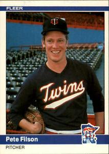 Details About 1984 Fleer Baseball Card Pick 564 660