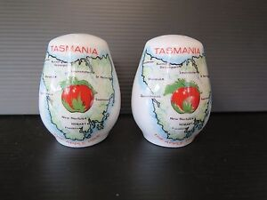 034-TASMANIA-THE-APPLE-ISLE-034-SOUVENIR-SALT-AND-PEPPER-SHAKERS
