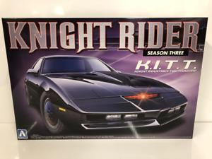 Knight-Rider-Pontiac-Trans-Am-2000-Kitt-1-24-Maquette-Kit-107037