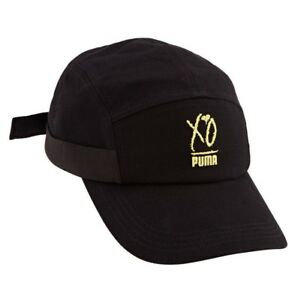 Puma x XO by The Weeknd black canvas baseball cap - Unisex ... 78b62a786b22