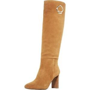 Kate Spade Womens Helana Brown Knee-High Boots Shoes 5 Medium (B,M) BHFO 9607