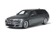 1:18 Otto Mobile BMW M5 E61 Touring  grau grey OT189 Limited Edition NEU NEW