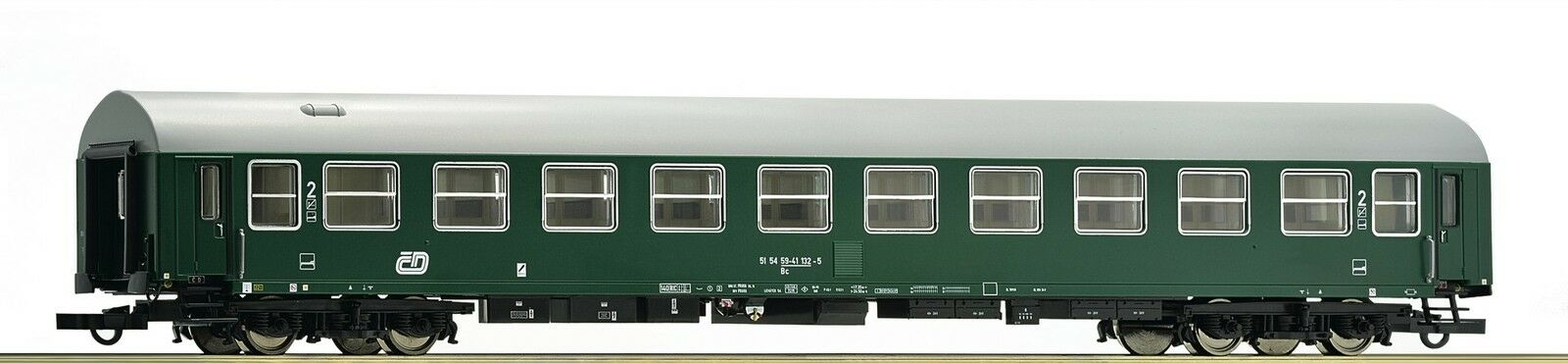 ROCO 64875 d-treno VETTURE Cuccetta CD Swap ASSE opzionale   GRATIS