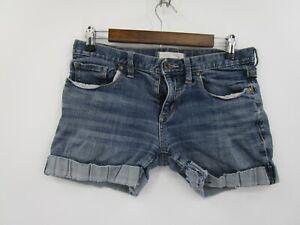 Bullhead-Women-039-s-Denim-Shorts-Size-5