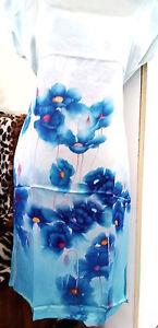 100-Pure-Silk-Shirt-Dress-034-So-Cool-You-Feel-Premium-Silk-034-Royal-SoftlyElegant-BR