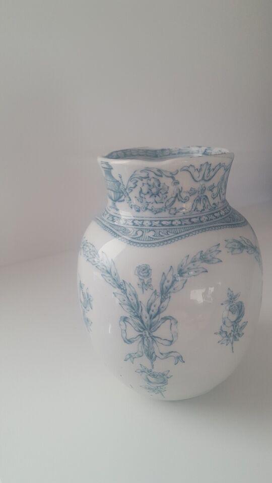 Porcelæn, Vase, engelsk
