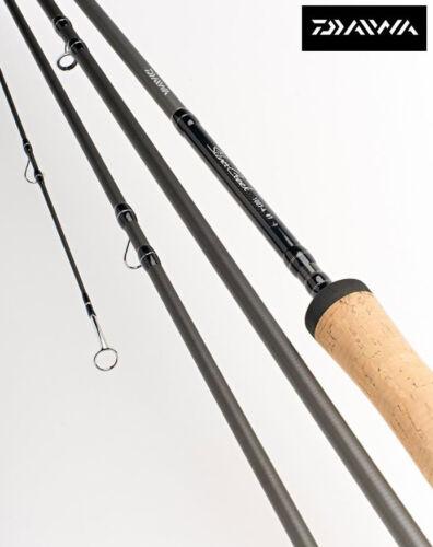 NUOVO Daiwa Silvercreek Fly Canne Da Pesca-tutti i modelli disponibili
