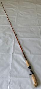 Daiwa-VIP-CLASSIC-VIP50-5-6-8-20Lb-Diamond-Wrap-Casting-Fishing-Rod-Vintage